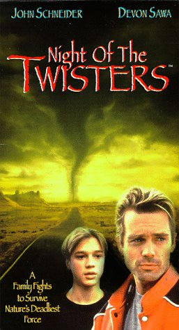 Twilight of the Twisters [VHS]