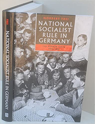 Book National Socialist Rule in Germany: The Fuhrer State 1933-1945
