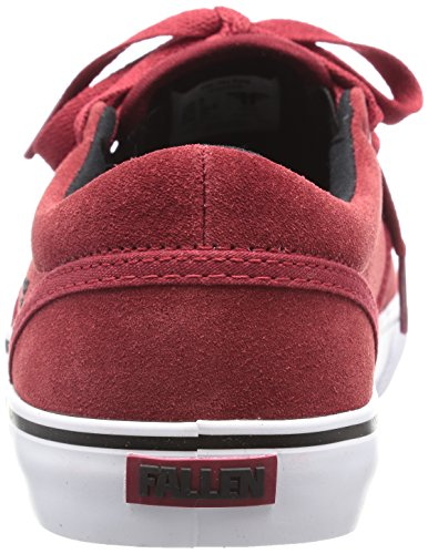 Fallen Hombre De La Fácil monopatín zapatos Sangre de toro