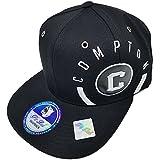 MrKap Compton Hip Hop Snapback Unisex Men Women City Hat (Compton B)