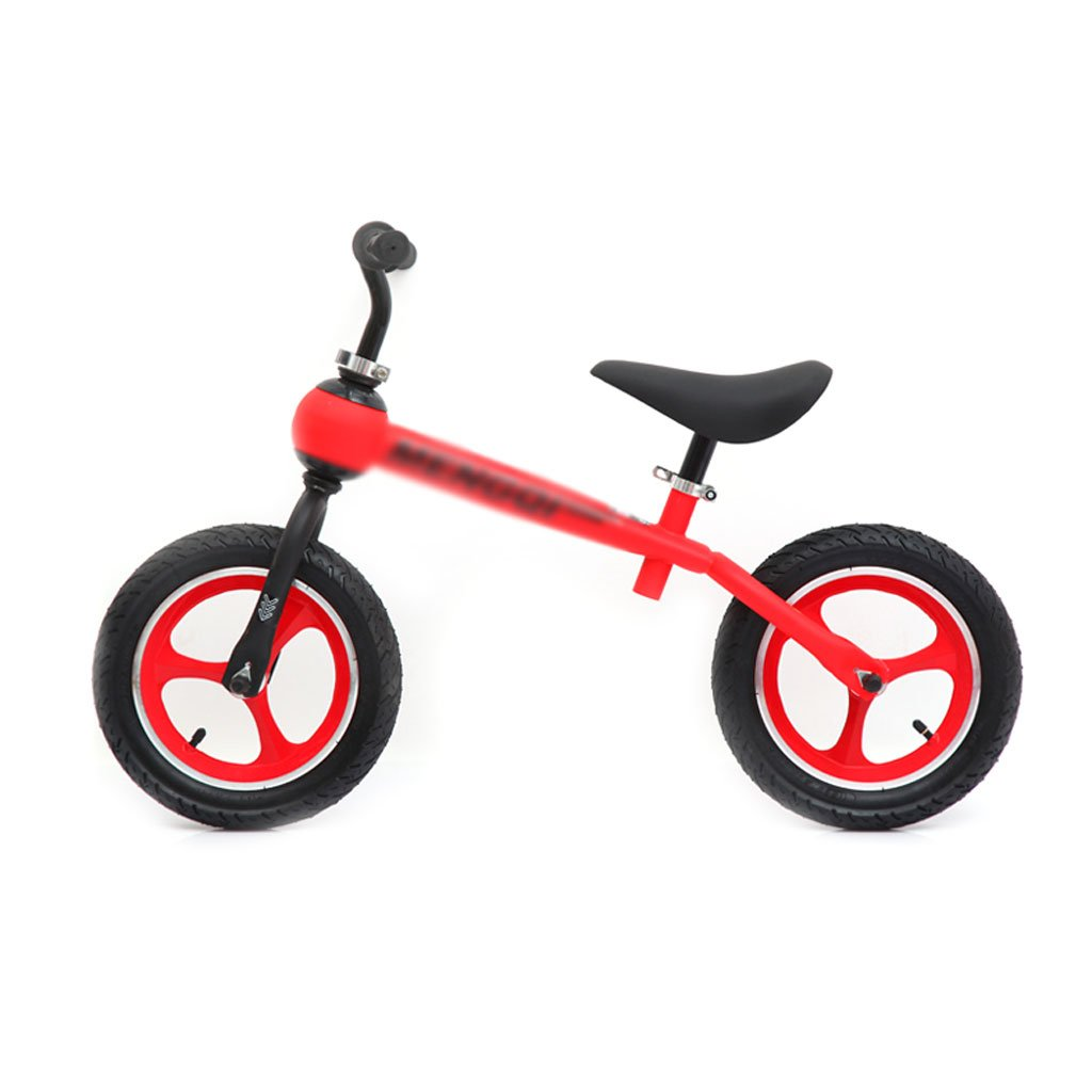ベビースクーターバランス車ペダルなしの子供スクーターバギー子供ダブルホイール自転車子供スクーター2ラウンドウォーカー12インチ2-6歳 B07FHY9RD3B