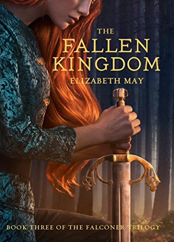 The Fallen Kingdom: Book Three of the Falconer Trilogy cover