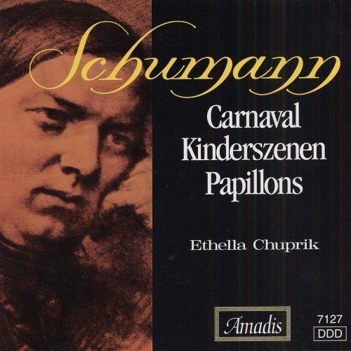 Carnaval/Kinderszenen/Papillons