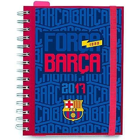 Agenda 2017 FC Barcelona Força Barça banda elastica ...