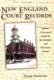 New England Court Records, Diane Rapaport, 1933623071