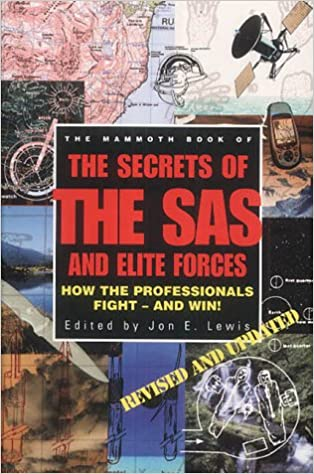 The Mammoth Book Of The Secrets Of The Sas And Elite Forces Mammoth