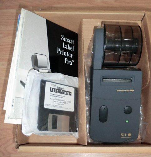 - Seiko Smart Label Printer Pro SII