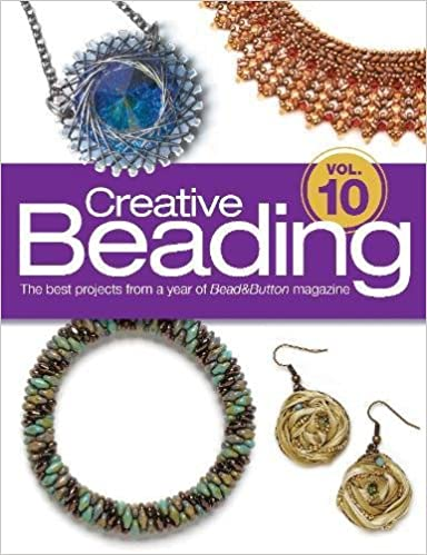Creative beading vol 10 the best projects from a year of creative beading vol 10 the best projects from a year of beadbutton magazine editors of beadbutton magazine 9781627002011 amazon books fandeluxe Images