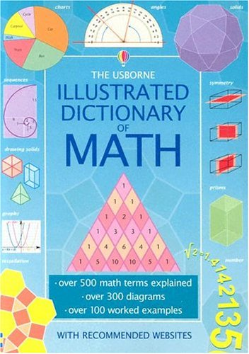 Illustrated Dictionary of Math (Illustrated Dictionaries)