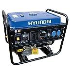 Generatore-di-Corrente-Hyundai-HY-6500-55-Kw-Gruppo-Elettrogeno
