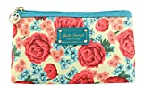 Jacki Design Miss Cherie Travel Cosmetic Bag - Blue