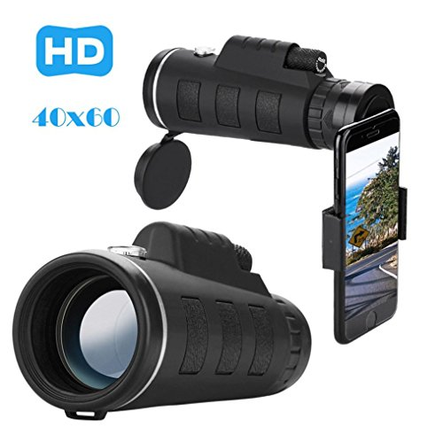 Creazy HD 40x60 Optical Zoom Camera Telescope Lens With Clip For iPhone/Phone Universal