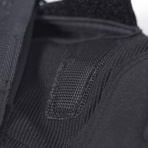 Seibertron® Homme Noir S.O.L.A.G. Armée Special Ops Plein assaut Gants Finger/Gants d'assaut légers Tactique Pleine… 5