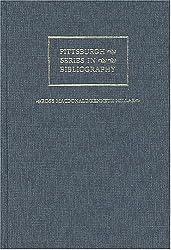 Ross Macdonald/Kenneth Millar: A Descriptive Bibliography (Pittsburgh Series in Bibliography)