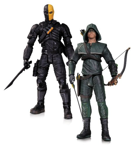 DC Collectibles Oliver Deathstroke Action