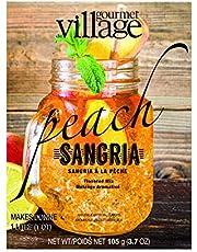Gourmet du Village Sangria Peach Box Mix, 105 Gram