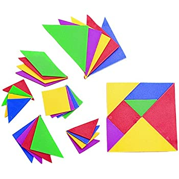 Tangrams 28 Piece Set by Learning Advantage