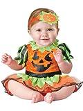 InCharacter Baby Girl's Pumpkin Patch Princess Costume