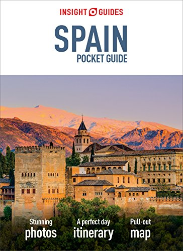 Insight Guides Pocket Spain (Travel Guide with Free eBook) (Insight Pocket Guides) (Spain Pocket Guide)