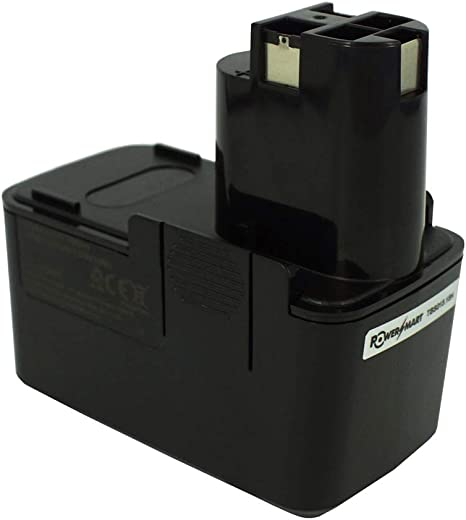 PSR 96VES-2 PSR 96 VE PowerSmart/® 1500mAh 9.60V NiMH Batteria per Bosch PSB 96VSP-2 PSR 96VES 2607335241 2607335254 2607335230 si adatta con batterie tipo 2607335072 2610910400 2607335109 2607335469 2607335089