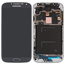 BEST SHOPPER - Samsung S4 LCD Digitizer Full Assembly With Frame i337 M919 - Black (Compatible with Rogers, Fido, Telus, Bell, Chatr, Koodo)