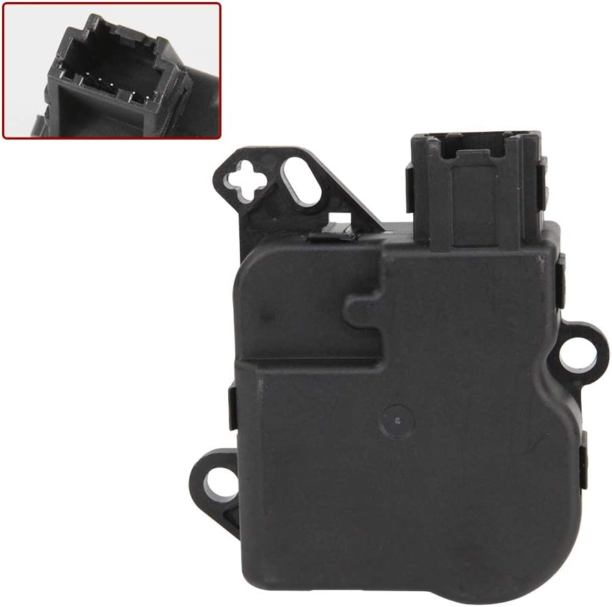 604-234 HAVC Air Door Actuator Compatible with Ford Explorer Flex Taurus X Lincoln Mercury MKS MKT Sable Fit YH-1779 AA5Z19E616B AA5Z19E616C /TAMKKEN