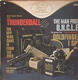 Thunderball LP (Vinyl Album) US Pickwick