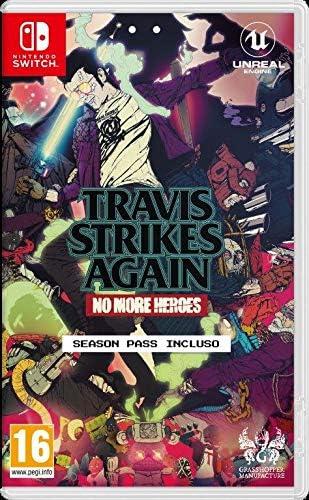 Travis Strikes Again: No More Heroes + Season Pass - Nintendo ...