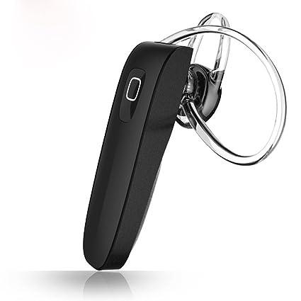 Possec Mini Auricular Bluetooth Auriculares Inalámbricos Estéreo Manos libres Auriculares para el iPhone Teléfonos móviles Android