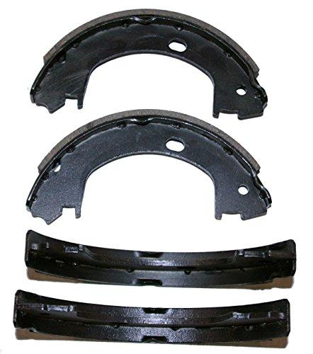 Monroe BX643 Parking Brake Shoe (Dodge Daytona Drum Brake)