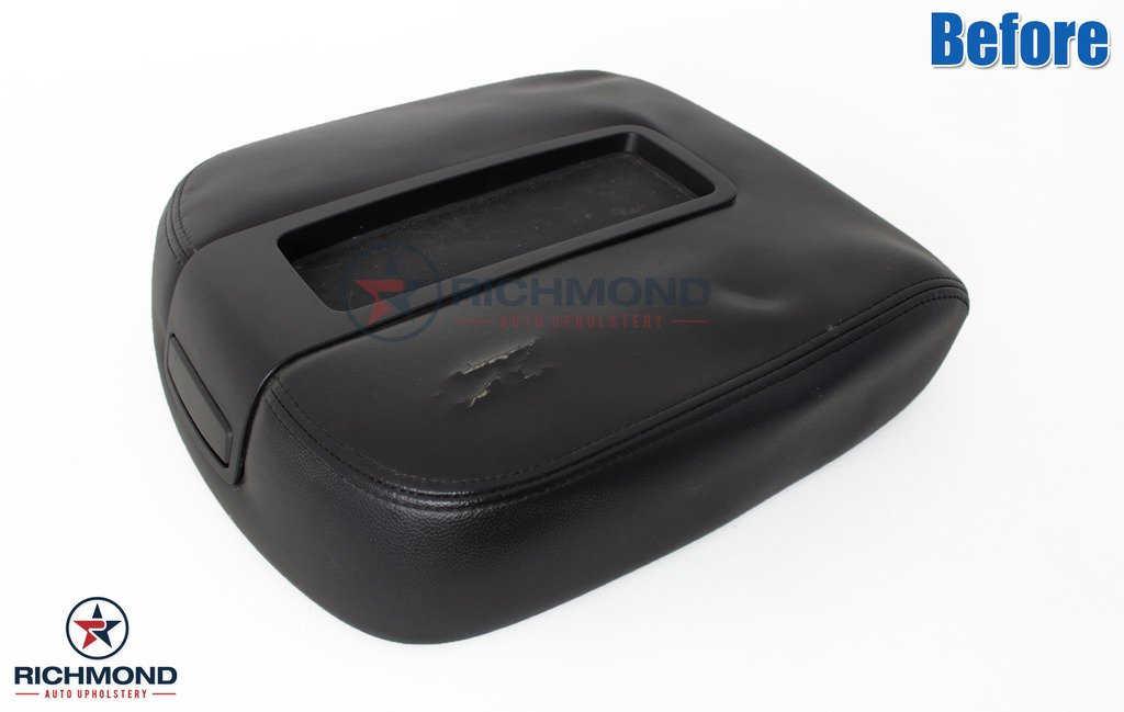 2007 Chevy Suburban 1500 Z71 Center Console Lid Cover Black