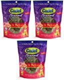 Cadet Duck Breasts Dog Treats, 14 Ounce Bag (3-Packs)