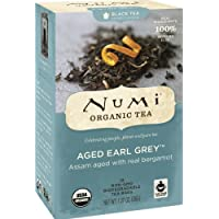 3-Pk. Numi Teas Organic Aged Earl Grey Black Tea