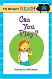 Can You Play?, Margot Linn, 1402720947