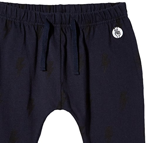 Kid Nation Kids' 2 Pack Cotton Beach Pant for Boys or Girls XS Olive + Grey Blue by Kid Nation (Image #3)