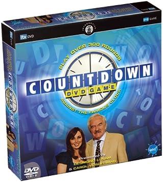 University Games Countdown - Juego de DVD: Amazon.es: Juguetes y juegos