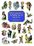 Old Fashioned Animals Stickers, , 0486294307