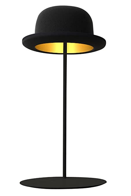 Jeeves bowler hat table lamp amazon kitchen home jeeves bowler hat table lamp aloadofball Images