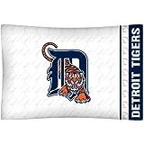 MLB Micro Fiber Pillow Case Logo