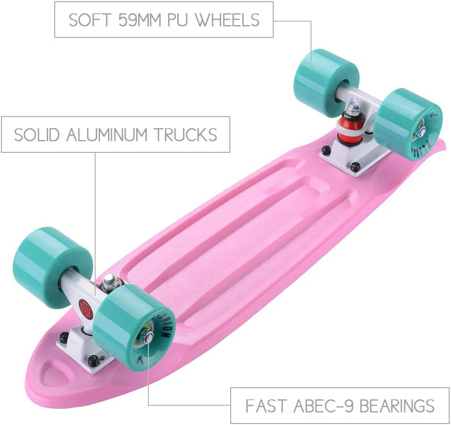 Playshion Complete 22 Inch Mini Cruiser - 2