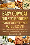 Easy Copycat Pub Style Cooking Your Deep fryer will Love : Easy...