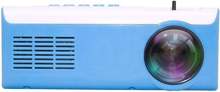 GJZhuan Mini Proyector Home HD 1080P Mini Mini Proyector ...
