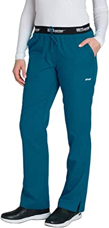 Grey's Anatomy Active 3 Pocket Pant for Women – Modern Fit Medical Scrub Pant