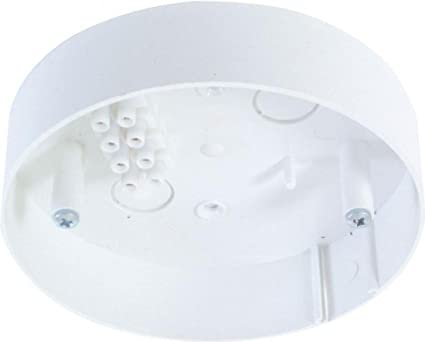 Dicon CB232 - Base empotrable para detectores de humo y calor Dicon