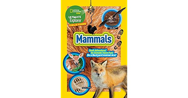 Amazon.com: Ultimate Explorer Field Guide: Mammals ...