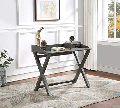 Cheap OSP Home Furnishings Barton Writing Desk modern office desk for sale
