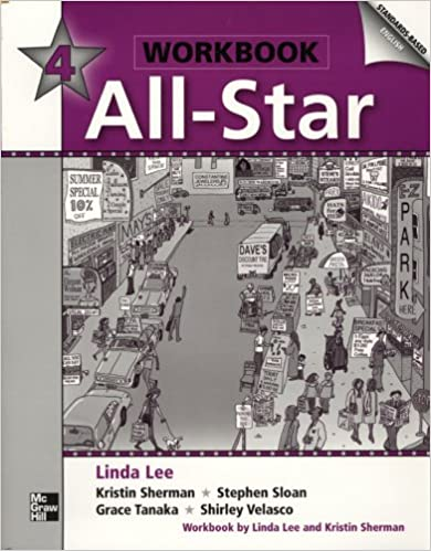 All-Star - Book 4 (High-Intermediate - Low Advanced) - Workbook (Bk. 4)