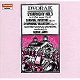 Rsno/Jarvi-Symphony No 3