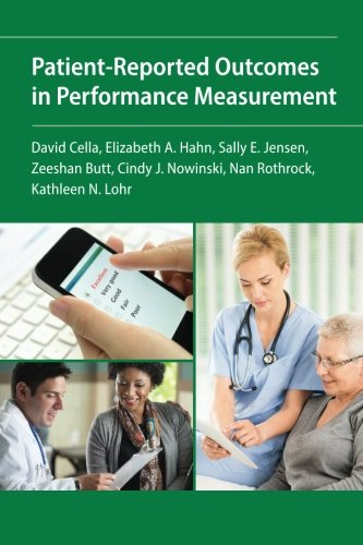 Patient-Reported Outcomes in Performance Measurement pdf epub