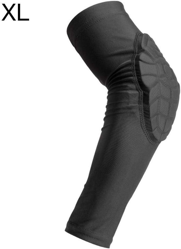 bambini di sostegno del gomito Ragazzi Calcio Pallacanestro anticaduta gomito del braccio Gomitiera dispositivi di protezione individuale classy Ganmaov Gomitiere Protezione gomito gomitiere manica